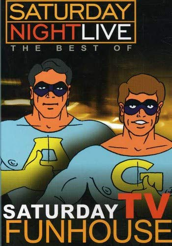 Saturday Night Live - The Best of Saturday TV Funhouse DVD