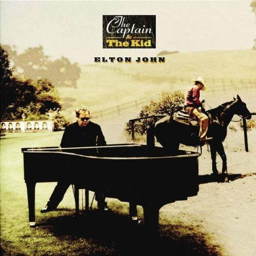 Elton John - The Captain & The Kid - Zortam Music