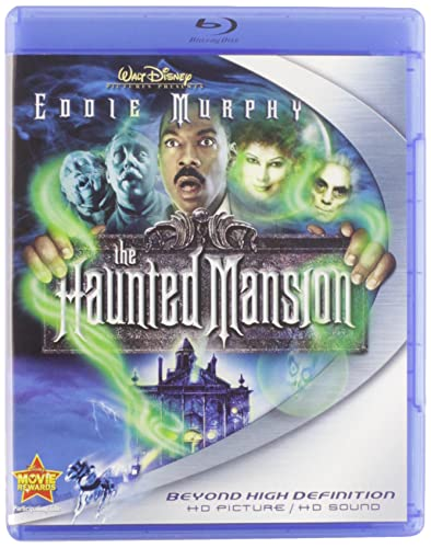Haunted Mansion DVD