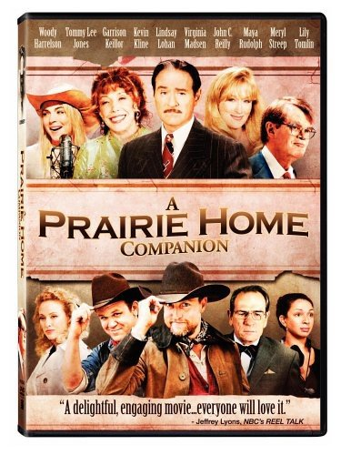 A Prairie Home Companion DVD