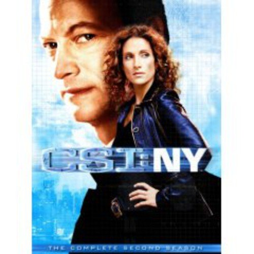 C.S.I. New York - The Complete Second Season DVD