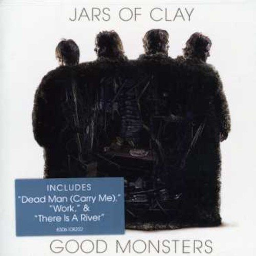Good Monsters by Jars of Clay album cover