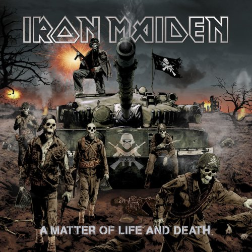 Iron Maiden - A Matter Of Life And Death - Zortam Music