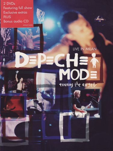 Depeche Mode - Depeche Mode - Touring the Angel: Live In Milan (Special Edition, 2 DVDs + CD) - Zortam Music