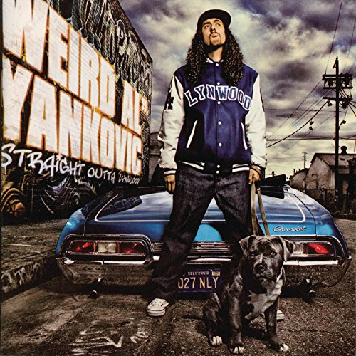 Original album cover of Straight Outta Lynwood by Weird Al Yankovic