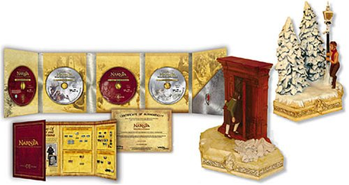 Chronicles of Narnia - The Lion, the Witch & the Wardrobe  DVD