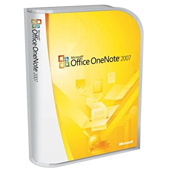 Microsoft OneNote 2007 (OEM)