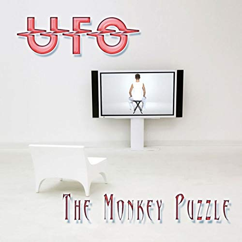 The Monkey Puzzle by UFO album cover