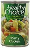 Healthy Choice Hearty Chicken Soup, 15-Ounce Cans (Pack of 12)