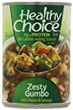 Healthy Choice Zesty Gumbo Soup, 15-Ounce Cans (Pack of 12)