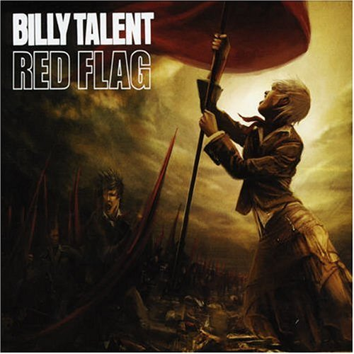Billy Talent - Red Flag (Promo CDS) - Zortam Music