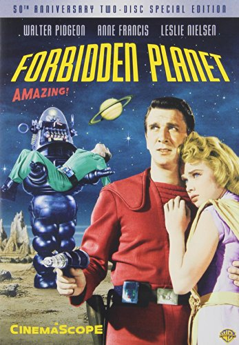 Forbidden Planet Two-Disc 50th Anniversary Edition