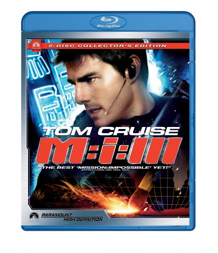 Mission - Impossible III [Blu-ray] DVD