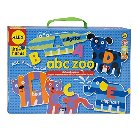 Alex Abc Zoo Puzzles