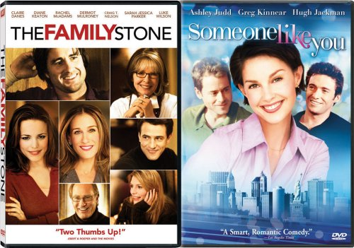 Family Stone/Someone Like You DVD