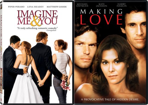 Imagine Me & You / Making Love  DVD