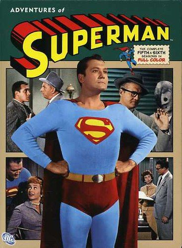 Buy superman tv DVDs