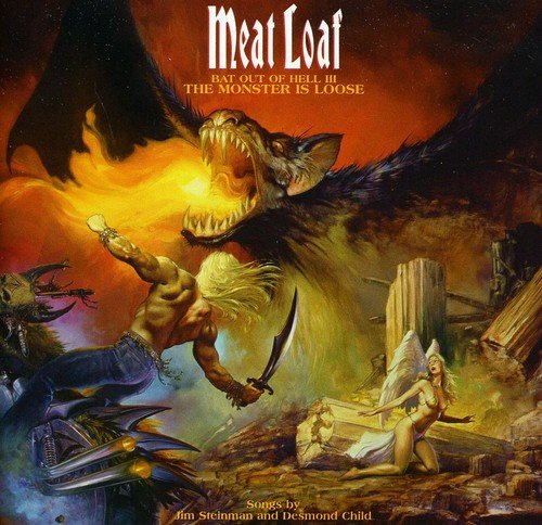 Meat Loaf - Bat Out Of Hell Re-Vamped - Zortam Music