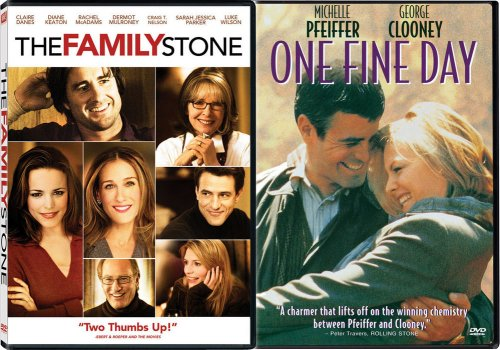 Family Stone & One Fine Day  DVD