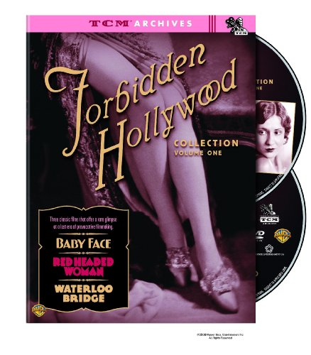 TCM Archives Forbidden Hollywood cover