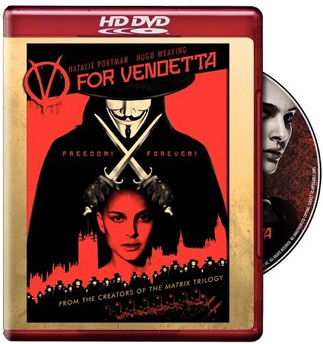 V for Vendetta [HD DVD] DVD