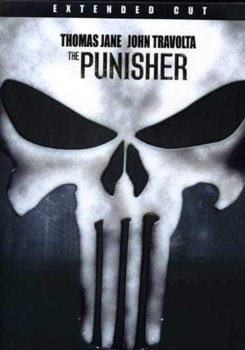The Punisher  DVD