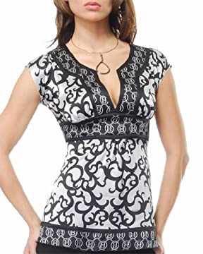 bebe.com : Circle Icon Border Kimono Top :  shirt pretty