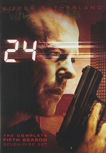 24 - Season Five  DVD