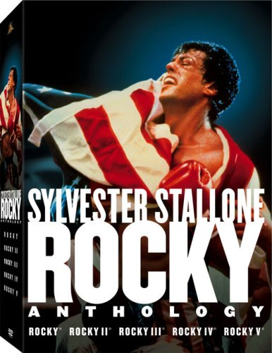 Buy The Rocky DVDs