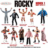 Rocky - Action Figure: Series 1 - Rocky I (Set of 11)