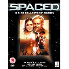 Spaced - Definitive Collectors Edition DVD
