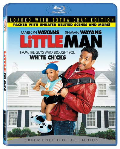 Little Man DVD