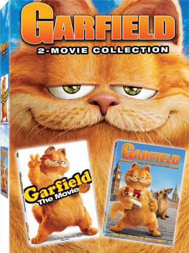 Garfield National Box Set DVD