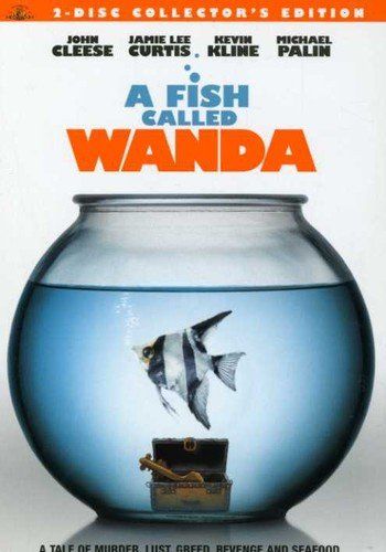 A Fish Called Wanda cover