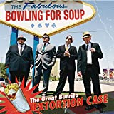 album art to The Great Burrito Extortion Case