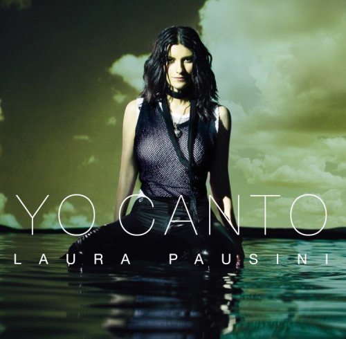 Yo Canto by Laura Pausini album cover