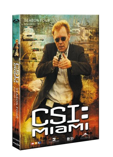 CSI Miami 4.1 DVD