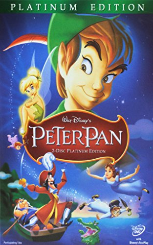 Peter Pan Two-Disc Platinum Edition