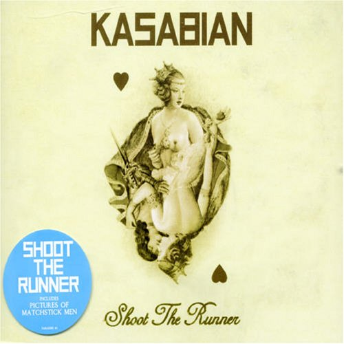 Shoot the Runner, Pt. 1 [UK Single]