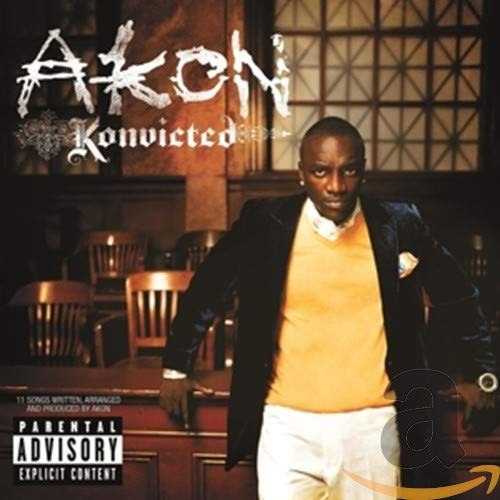 Akon - Konvicted - Zortam Music