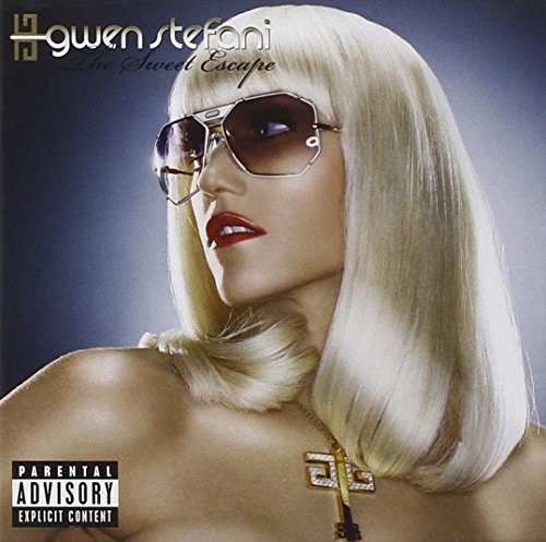 Original album cover of The Sweet Escape by Gwen Stefani