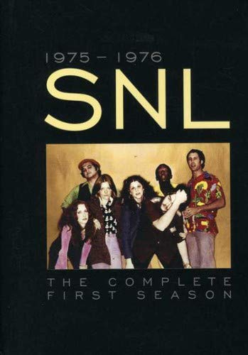 Saturday Night Live - The Complete First Season : 1975-1976 DVD