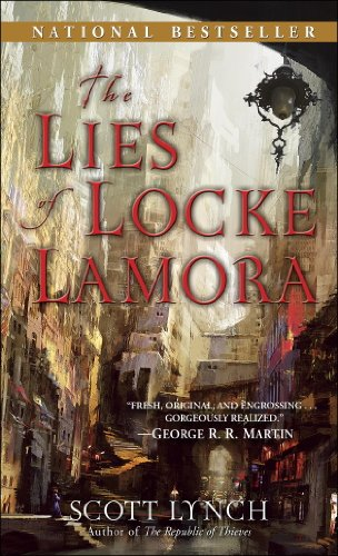 Book The Lies of Locke Lamora