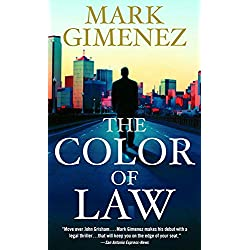 The Color of Law: A Novel (Scott Fenney Series Book 1)