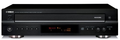 Yamaha  Disc Carousel Type Cd Changer