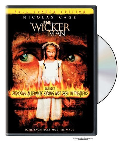 The Wicker Man  DVD