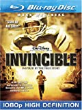 Buy Invincible on Blu-ray Disc from Amazon.com