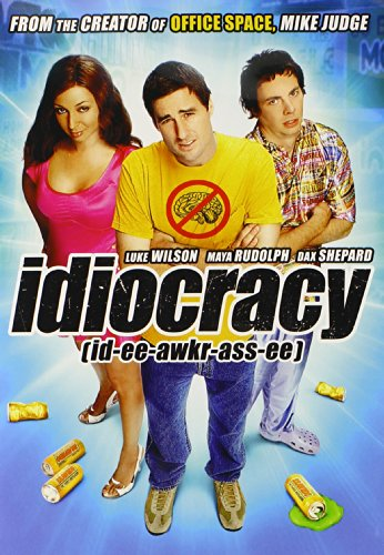 Buy Idiocarcy DVDs