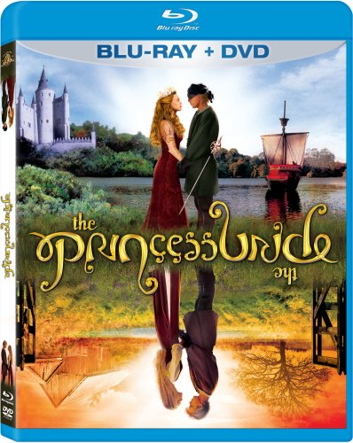 The Princess Bride Two-Disc Blu-ray/DVD Combo in Blu-ray Packaging