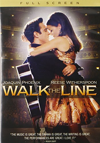 Walk the Line DVD